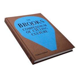 "LIBRO BROOKS ""COMPENDIUM OF CYCLING CULTURE"""