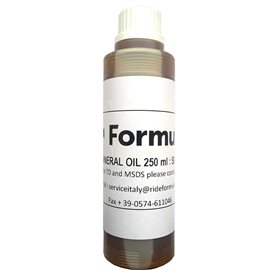 ACEITE MINERAL FX HORQUILLAS FORMULA MTB (250 ML)
