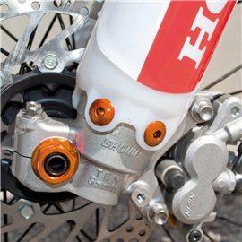 TORNILLOS PROTECTORES HORQUILLA GECO KTM SX, SX-F (2015-2016)
