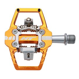 PEDALES ENDURO HT T1 (ORANGE)