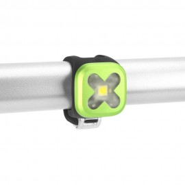 LUZ DELANTERA KNOG BLINDER 1 (CROSS/LIME)