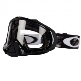 OAKLEY MAYHEM PRO RACE READY JET BLACK SPEED (LENTE TRANSPARENTE)