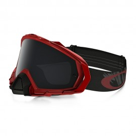 OAKLEY MAYHEM PRO REAPER /BLOOD RED (LENTE DARK GREY)