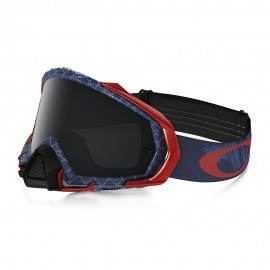 OAKLEY MAYHEM PRO REAPER RWB (DARK GREY)
