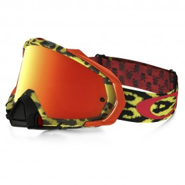 OAKLEY MAYHEM PRO TLD (CHEETAH YELLOW/FIRE IRIDIUM)