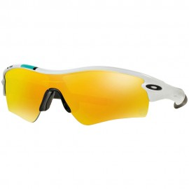 OAKLEY RADAR PATH POLISHED WHITE (LENTE FIRE IRIDIUM)