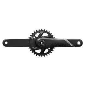 BIELAS SRAM DESCENDANT CARBONO EAGLE BOOST 148 (DUB/175 MM/32 DIENTES)