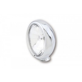 4 1/2 INCH HIGH BEAM HEADLIGHT CHROME