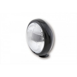 4 1/2 INCH FOG LIGHT SHINY BLACK
