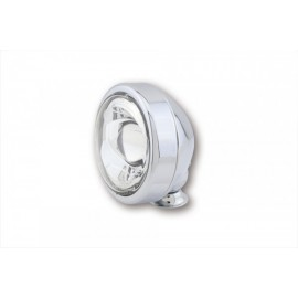 4 INCH LED LOW BEAM HEADLAMP CHROME
