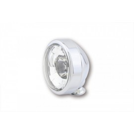 4 INCH LED HIGH BEAM HEADLAMP CHROME