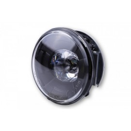 4 INCH LED HEADLIGHT HIGH BEAM INSERT BLACK