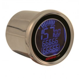 DIGI TACHOMETER DARK WITH RPM TIME TEMP.