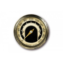 ANALOGUE SPEEDO MST VINTAGE BRASS BEZEL