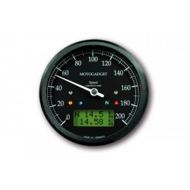 CHRONOCLASSIC SPEEDOMETER BLACK