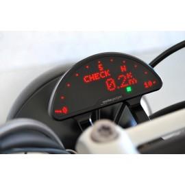 MOTOSCOPE PRO BMW R9T DASHBOARD