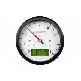 MOTOSCOPE CLASSIC REV COUNTER 8.000 RPM