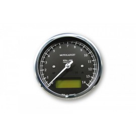 CHRONOCLASSIC REV COUNTER -14.000 RPM GREEN LCD