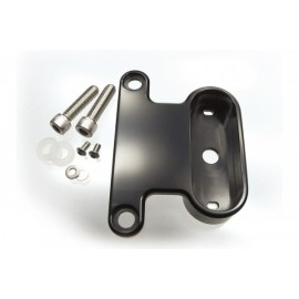 H-D XL ROCKER BOX BRACKET BLACK