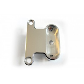 H-D XL ROCKER BOX BRACKET POLISHED