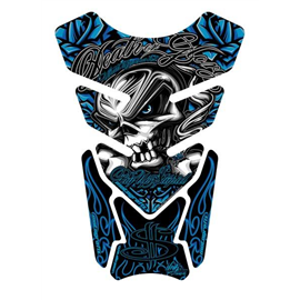 PROTECTOR DEPOSITO STREET STYLE 4PCS DEATH OR GLORY - PAY UP STUPID AZUL