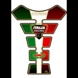 PROTECTOR DEPOSITO DUCATI ITALIAN FLAG