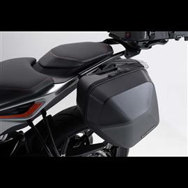 KTM 790 DUKE (18-) SISTEMA DE MALETA LATERALE URBAN ABS 1X 16,5 L