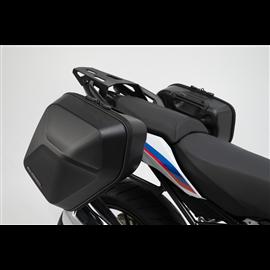 BMW R 1250 R/RS (18-) SISTEMA MALETAS LATERALES URBAN ABS 2X 16,5 L