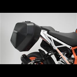 KTM 125/390 DUKE (17-) SISTEMA MALETAS LATERALES URBAN ABS 2X 16,5 L