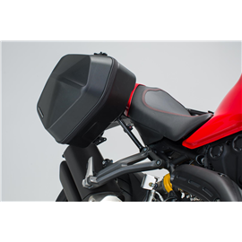 MONSTER 1200/S (16-), SUPERSPORT SISTEMA MALETAS LATERALES URBAN ABS 2X 16,5 L