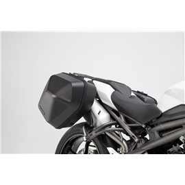 TRIUMPH SPEED TRIPLE 1050 (18-) SISTEMA MALETAS LATERALES URBAN ABS 2X 16,5 L