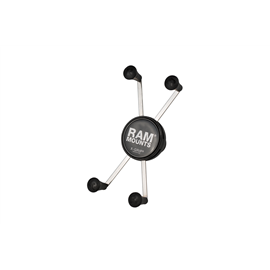 SOPORTE RAM X-GRIP IV PARA SMARTPHONES GRANDES INCL BALL FOR RAM ARM DEVICES 44-114 CM WIDTH