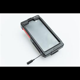 HARDCASE PARA IPHONE 6/6S PLUS RESISTENTE AL AGUA NEGRO PARA SOPORTES DE GPS