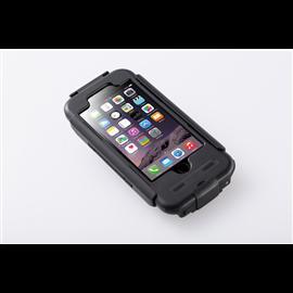 HARDCASE PARA IPHONE 6/6S RESISTENTE AL AGUA NEGRO PARA SOPORTES DE GPS