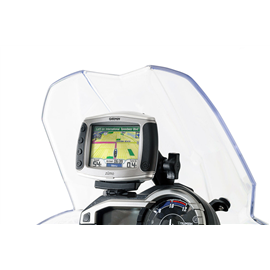 KIT DE GPS PARA SALPICADERO NEGRO TRIUMPH TIGER 800/800 XC, XR (10-17)