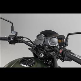 KAWASAKI Z900RS/ CAFE (17-) SOPORTE DE GPS COCKPIT NEGRO