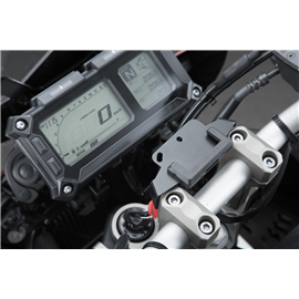 YAMAHA MT-09 TRACER/ TRACER 900GT SOPORTE DE GPS NEGRO