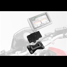 BMW K 1200 GT (06-08), K 1300 GT (09-11) SOPORTE DE GPS QUICK-LOCK NEGRO