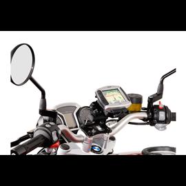 BMW R 1200 R (11-14) SOPORTE DE GPS QUICK-LOCK NEGRO