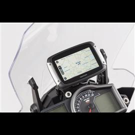 KTM 1050/1090/1190 ADVENTURE SOPORTE DE GPS QUICK-LOCK NEGRO