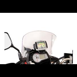 SUZUKI DL 650 V-STROM (11-16) SOPORTE DE GPS QUICK-LOCK NEGRO