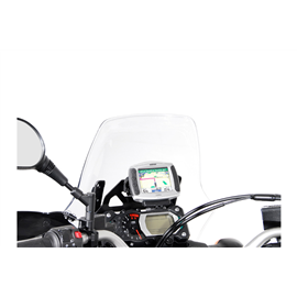 YAMAHA XT1200Z SUPER TÉNÉRÉ (10-13) SOPORTE DE GPS QUICK-LOCK NEGRO