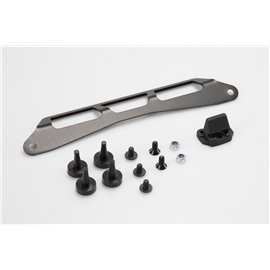 GIVI/KAPPA MONOLOCK KIT DE ADAPTADORES PARA ADVENTURE-RACK NEGRO