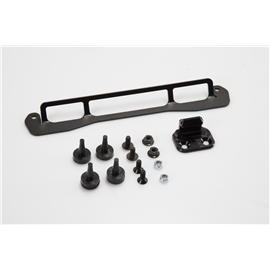 SHAD KIT DE ADAPTADORES PARA ADVENTURE-RACK NEGRO