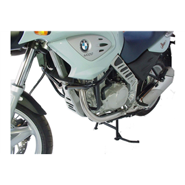 BMW F 650 CS SCARVER (02-06) CABALLETE CENTRAL NEGRO