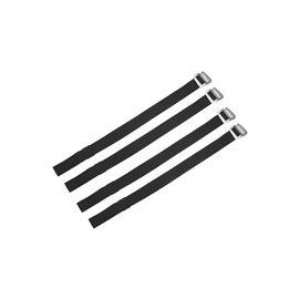 LEGEND GEAR STRAP SET FOR MESSENGER BAG LR3 4 LOOP STRAPS FOR BIKE ATTACHMENT