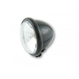 4 1/2 INCH SPOTLIGHT SILK BLACK HOUSING