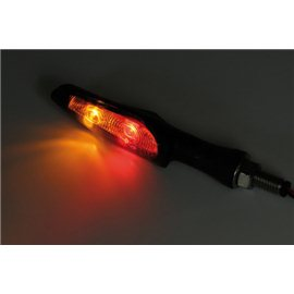 LED TAILLIGHT/INDICATOR INFINITY SMOKE