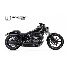 SILENCER H-D SOFTAIL BREAKOUT 13-16 HERITAGE CLASSIC 07-16