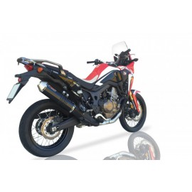 SILENCER CRF 1000 L AFRICA TWIN 16-